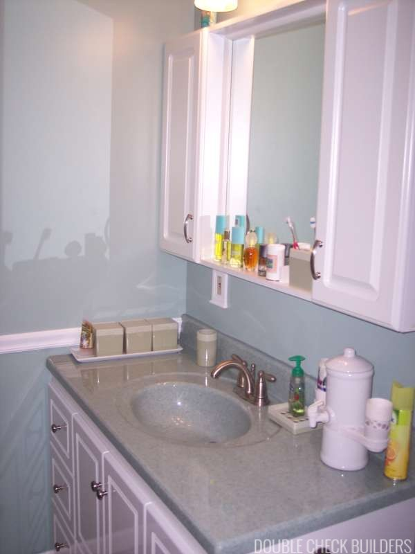Bathroom remodeling projects for Bathroom renovation project